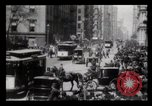 Image of Lower Broadway New York City USA, 1903, second 16 stock footage video 65675040615