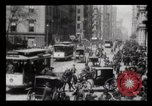 Image of Lower Broadway New York City USA, 1903, second 17 stock footage video 65675040615