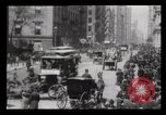 Image of Lower Broadway New York City USA, 1903, second 21 stock footage video 65675040615