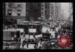 Image of Lower Broadway New York City USA, 1903, second 24 stock footage video 65675040615