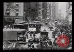 Image of Lower Broadway New York City USA, 1903, second 25 stock footage video 65675040615