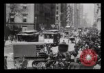 Image of Lower Broadway New York City USA, 1903, second 26 stock footage video 65675040615