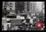 Image of Lower Broadway New York City USA, 1903, second 27 stock footage video 65675040615