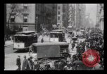 Image of Lower Broadway New York City USA, 1903, second 28 stock footage video 65675040615