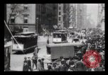Image of Lower Broadway New York City USA, 1903, second 29 stock footage video 65675040615