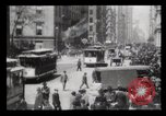 Image of Lower Broadway New York City USA, 1903, second 30 stock footage video 65675040615