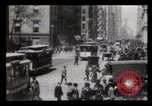 Image of Lower Broadway New York City USA, 1903, second 31 stock footage video 65675040615
