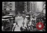 Image of Lower Broadway New York City USA, 1903, second 33 stock footage video 65675040615