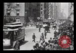 Image of Lower Broadway New York City USA, 1903, second 34 stock footage video 65675040615