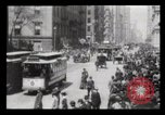 Image of Lower Broadway New York City USA, 1903, second 37 stock footage video 65675040615