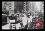 Image of Lower Broadway New York City USA, 1903, second 39 stock footage video 65675040615