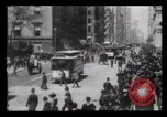 Image of Lower Broadway New York City USA, 1903, second 42 stock footage video 65675040615