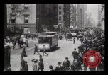Image of Lower Broadway New York City USA, 1903, second 43 stock footage video 65675040615