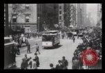 Image of Lower Broadway New York City USA, 1903, second 44 stock footage video 65675040615