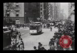 Image of Lower Broadway New York City USA, 1903, second 45 stock footage video 65675040615