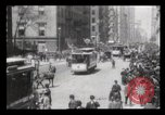 Image of Lower Broadway New York City USA, 1903, second 46 stock footage video 65675040615