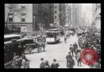 Image of Lower Broadway New York City USA, 1903, second 48 stock footage video 65675040615