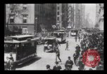 Image of Lower Broadway New York City USA, 1903, second 51 stock footage video 65675040615