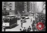 Image of Lower Broadway New York City USA, 1903, second 52 stock footage video 65675040615