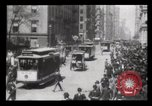 Image of Lower Broadway New York City USA, 1903, second 53 stock footage video 65675040615