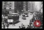 Image of Lower Broadway New York City USA, 1903, second 54 stock footage video 65675040615