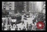 Image of Lower Broadway New York City USA, 1903, second 56 stock footage video 65675040615