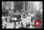 Image of Lower Broadway New York City USA, 1903, second 57 stock footage video 65675040615