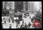 Image of Lower Broadway New York City USA, 1903, second 58 stock footage video 65675040615
