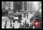 Image of Lower Broadway New York City USA, 1903, second 59 stock footage video 65675040615