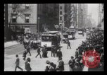 Image of Lower Broadway New York City USA, 1903, second 60 stock footage video 65675040615