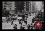 Image of Lower Broadway New York City USA, 1903, second 61 stock footage video 65675040615