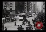 Image of Lower Broadway New York City USA, 1903, second 62 stock footage video 65675040615