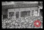 Image of Bargain Day New York City USA, 1903, second 25 stock footage video 65675040616