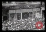 Image of Bargain Day New York City USA, 1903, second 33 stock footage video 65675040616