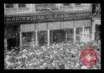 Image of Bargain Day New York City USA, 1903, second 45 stock footage video 65675040616