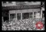 Image of Bargain Day New York City USA, 1903, second 47 stock footage video 65675040616