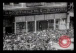 Image of Bargain Day New York City USA, 1903, second 50 stock footage video 65675040616