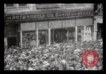 Image of Bargain Day New York City USA, 1903, second 57 stock footage video 65675040616