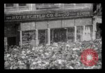 Image of Bargain Day New York City USA, 1903, second 58 stock footage video 65675040616