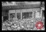 Image of Bargain Day New York City USA, 1903, second 62 stock footage video 65675040616