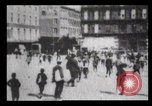 Image of Delivering newspapers New York City USA, 1903, second 7 stock footage video 65675040619