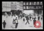 Image of Delivering newspapers New York City USA, 1903, second 8 stock footage video 65675040619