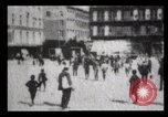 Image of Delivering newspapers New York City USA, 1903, second 11 stock footage video 65675040619