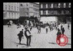 Image of Delivering newspapers New York City USA, 1903, second 12 stock footage video 65675040619