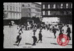 Image of Delivering newspapers New York City USA, 1903, second 14 stock footage video 65675040619