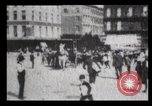 Image of Delivering newspapers New York City USA, 1903, second 17 stock footage video 65675040619
