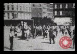 Image of Delivering newspapers New York City USA, 1903, second 19 stock footage video 65675040619