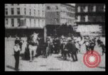 Image of Delivering newspapers New York City USA, 1903, second 20 stock footage video 65675040619