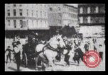 Image of Delivering newspapers New York City USA, 1903, second 22 stock footage video 65675040619