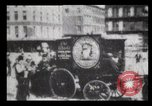 Image of Delivering newspapers New York City USA, 1903, second 24 stock footage video 65675040619